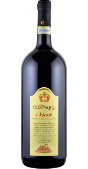 """Вино """"Cornaro"""" Chianti DOCG, 0.75 л"""