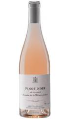 """Вино Domaine de la Metairie d'Alon, Pinot Noir Rose """"Le Village"""", Pays d'Oc IGP, 2016, 0.75 л"""
