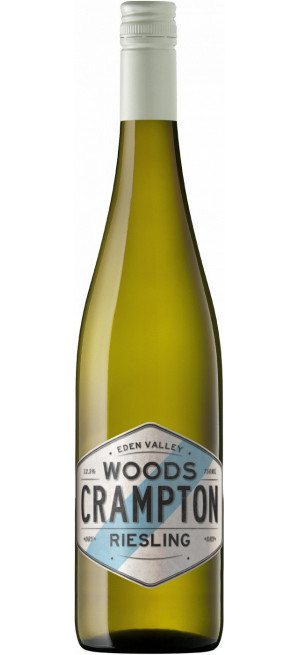 Вино Woods Crampton, Riesling, Eden Valley, 2017, 0.75 л