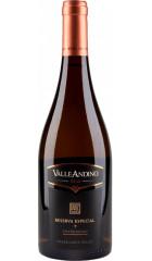"""Вино Valle Andino, Chardonnay """"Reserva Especial"""", 2016, 0.75 л"""