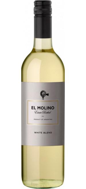 "Вино ""El Molino"" White Blend, 0.75 л"