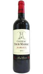 Вино Chateau Tour Massac Margaux, 2011, 0.75 л