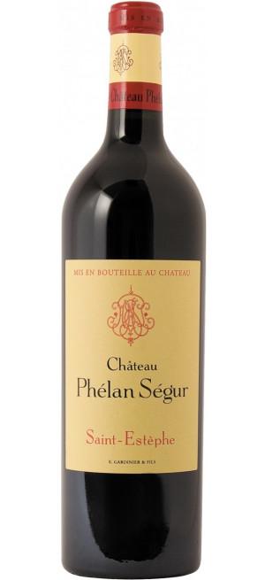 Вино Chateau Phelan Segur, Saint-Estephe AOC, 2012, 0.75 л