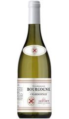 Вино Jean Lefort, Bourgogne Chardonnay AOP, 2017, 375 мл