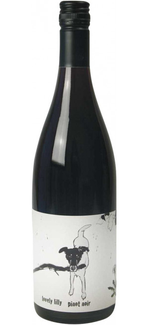 "Вино Shelter, ""Lovely Lilly"" Pinot Noir, 2018, 0.75 л"