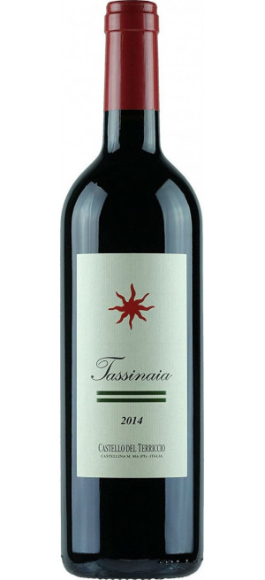 """Вино """"Tassinaia"""", Toscana IGT, 2014, 0.75 л"""