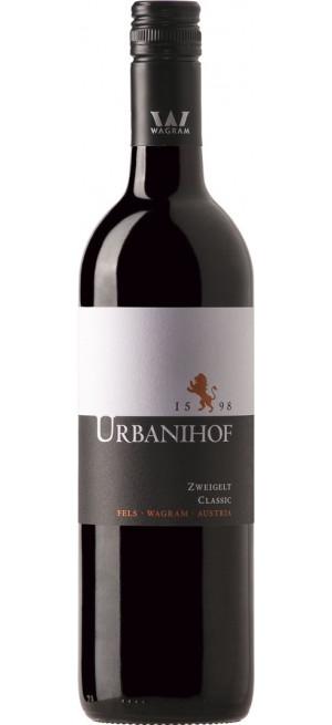 Вино Urbanihof, Zweigelt Classic, 0.75 л
