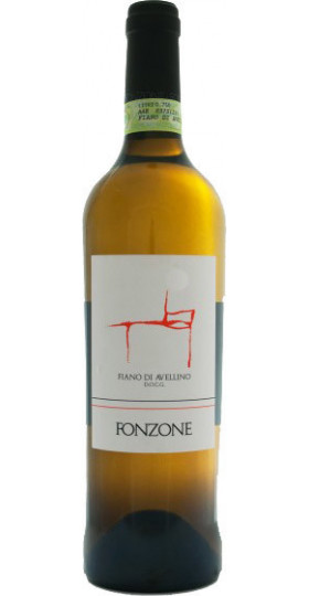 Вино Fonzone, Fiano di Avellino DOCG, 2018, 0.75 л