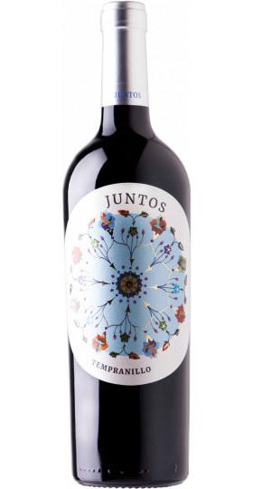 """Вино Bodegas Volver, """"Juntos"""" Tempranillo, 2018, 0.75 л"""