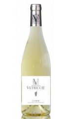 Вино Domaine Vetriccie White Dry, 2017, 0.75 л