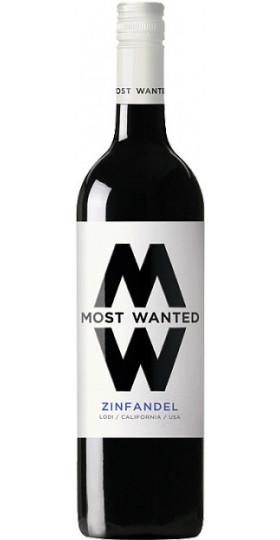 """Вино """"Most Wanted"""" Zinfandel, 0.75 л"""