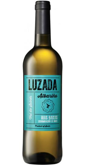 "Вино Paco & Lola, ""Luzada"", Rias Baixas DO, 2016, 0.75 л"