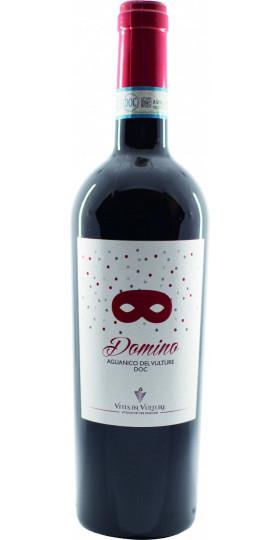 """Вино Vitis in Vulture, """"Domino"""" Aglianico del Vulture DOC, 2016, 0.75 л"""