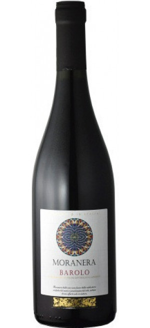 "Вино Morando, ""Moranera"" Barolo DOCG, 2012, 0.75 л"