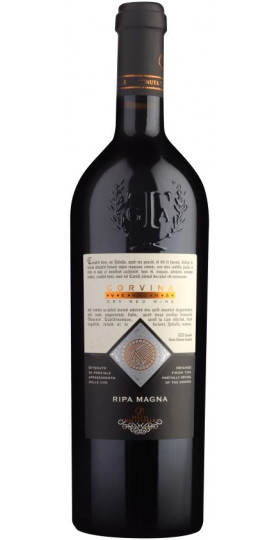 """Вино Tenuta Valleselle, """"Ripa Magna"""", Corvina della Provincia di Verona IGP, 2017, 0.75 л"""