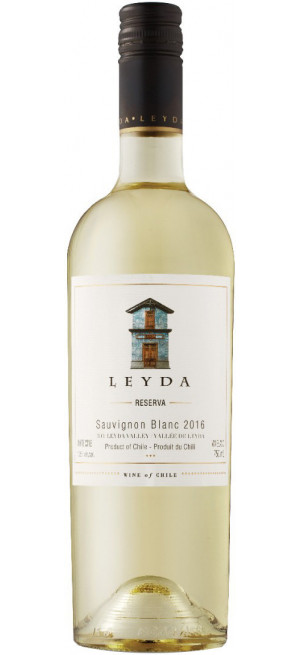 "Вино Leyda, ""Classic Reserva"" Sauvignon Blanc, 2018, 0.75 л"