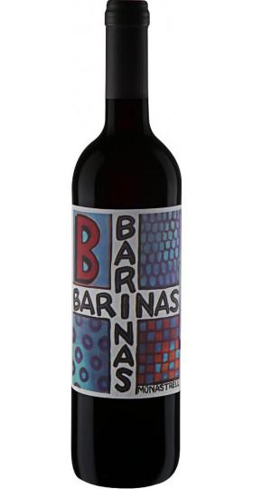 """Вино Alceno, """"Barinas"""" Monastrell, Jumilla DOP, 2018, 0.75 л"""