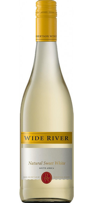 "Вино Robertson Winery, ""Wide River"" White, 0.75 л"