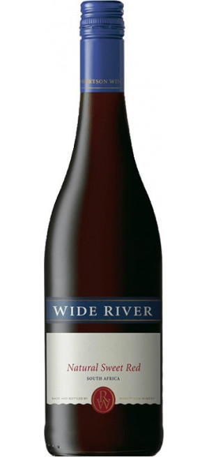 """Вино Robertson Winery, """"Wide River"""" Red, 0.75 л"""