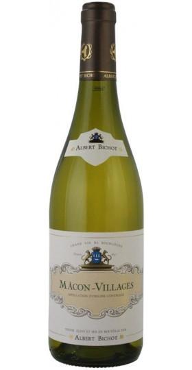 Вино Albert Bichot, Macon-Villages AOC, 2015, 0.75 л