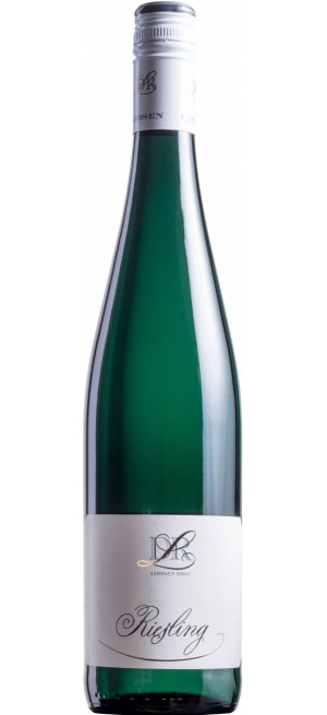 "Вино ""Dr. L"" Riesling Qualitatswein Semi-Sweet, 2018, 0.75 л"