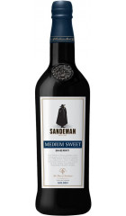 Херес Sandeman, Medium Sweet Sherry, 0.75 л