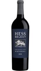"Вино ""Hess Select"" Zinfandel, Mendocino County, 2016, 0,75 л"