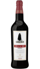 Вино Sandeman, Medium Dry Sherry, 0.75 л