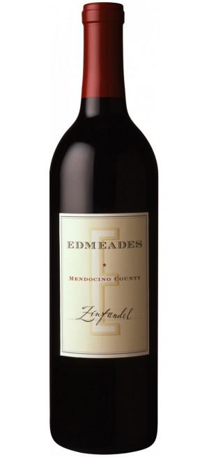 "Вино ""Edmeades"" Zinfandel, Mendocino County, 2012, 0.75л"