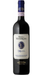 """Вино Massi di Mandorlaia, """"I Massi"""" Morellino di Scansano DOCG, 0.75 л"""
