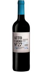 Вино Peninsula de Setubal VR. Autocarro №27 dry red, 0.75 л