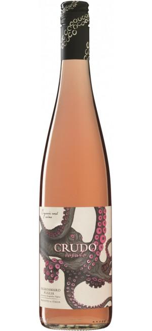 """Вино Mare Magnum, """"Crudo"""" Negroamaro Rosato, Puglia IGT, 2018, 0.75 л"""