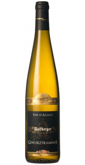 Вино Gewurztraminer, Wolfberger, 2018, 0.75 л