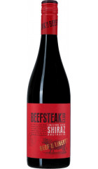 "Вино ""Beefsteak Club"" Beef & Liberty Shiraz, 2018, 0.75 л"