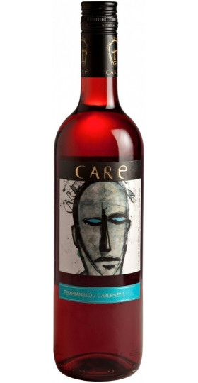 "Вино ""Care"" Rosado, Carinena DO, 2017, 0.75 л"