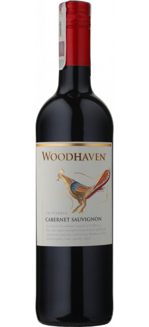 "Вино ""Woodhaven"" Cabernet Sauvignon, 2016, 0.75 л"