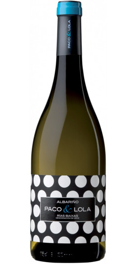 "Вино ""Paco & Lola"", Rias Baixas DO, 0.75 л"