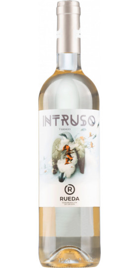 """Вино """"Intruso"""" Verdejo, Rueda DO, 2018, 0.75 л"""