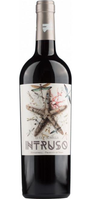 "Вино ""Intruso"" Monastrell, Jumilla DOP, 2018, 0.75 л"