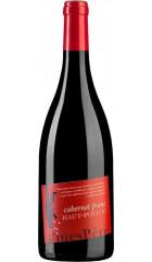 """Вино LaCheteau, """"L'inesPere"""" Cabernet Franc, Haut-Poitou AOP, 2017, 0.75 л"""