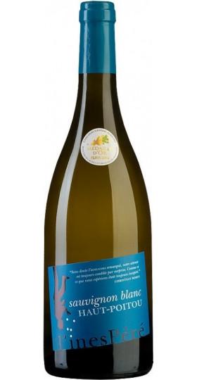 "Вино LaCheteau, ""L'inesPere"" Sauvignon Blanc, Haut-Poitou AOP, 2018, 0.75 л"