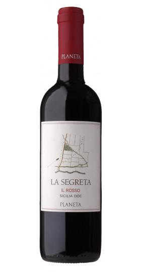 """Вино Planeta, """"La Segreta"""" Rosso, 2017, 0.75 л"""