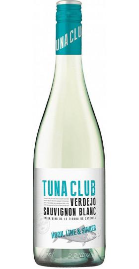 "Вино ""Tuna Club"" Verdejo Sauvignon Blanc, 2018, 0.75 л"