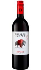 """Вино """"Tussock Jumper"""" Zinfandel, 2018, 0.75 л"""