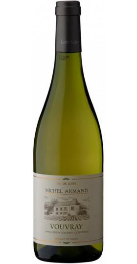 Вино Michel Armand, Vouvray AOC, 2017, 0.75 л