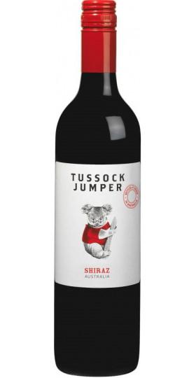 """Вино """"Tussock Jumper"""" Shiraz, 2018, 0.75 л"""