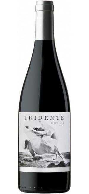 "Вино Bodegas Triton, ""Tridente"" Mencia, 2016, 0.75 л"