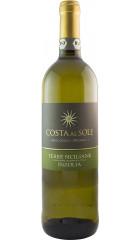 "Вино ""Costa al Sole"" Inzolia, Terre Siciliane IGT, 0.75 л"