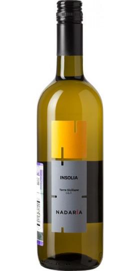 """Вино """"Nadaria"""" Insolia, Terre Siciliane IGP, 0.75 л"""