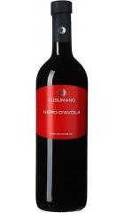 Вино Cusumano, Nero d'Avola, Terre Siciliane IGT, 2019, 0.75 л